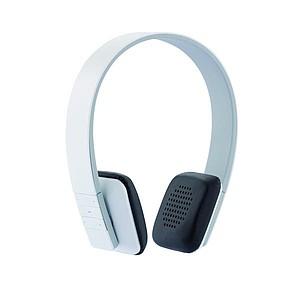 Stereo Bluetooth sluchátka, bílá