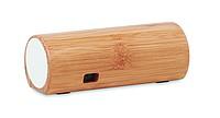 Bezdrátový reproduktor s bambusovým povrchem