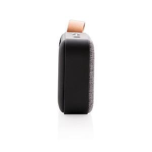 TROPEJ Bezdrátový 3W reproduktor se soft touch povrchem, antracitová