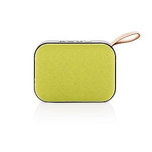 TROPEJ Bezdrátový 3W reproduktor se soft touch povrchem, zelená
