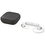 Sluchátka Bluetooth® Shiny, bílo černá