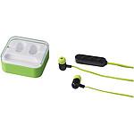 Barevná sluchátka Bluetooth®, černá