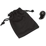 Bezdrátové sluchátko True s mikrofonem, černá