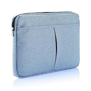 """Jednoduchý polyesterový obal na laptop 15"""", světle šedá"""