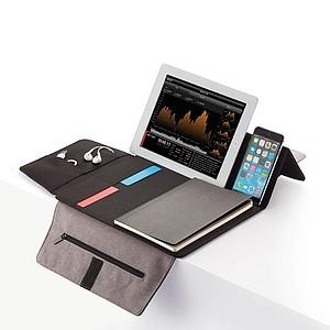 """BRENT Multifunkční portfolio na tablet 9-10"""", šedá"""