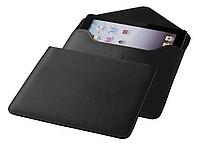"""Obal na tablet do velikosti 10"""" v designu obálky, černá"""