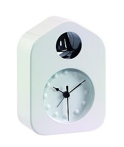ALYNA Analogové stolní hodiny s budíkem a zvonečkem