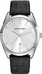 Pierre Cardin-Bourse pánské hodinky s koženým páskem