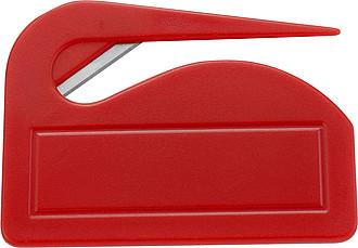 SLIP Otvírač na dopisy, červený