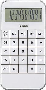 MATH Desetimístná kalkulačka ve tvaru mobilního telefonu - reklamní kancelářské potřeby