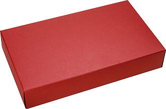 RIVIADO Sada luxusního pera Parker a USB 16 GB, červená