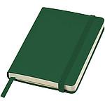 Zápisník A6 se záložkou, 80 stran, bílá