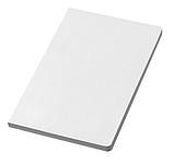 Zápisník A5 v měkkých deskách, bílá
