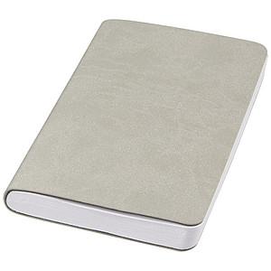 Zápisník Reflexa 360* medium, světle šedá