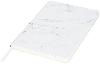 Zápisník A5 mramorový vzhled, bílá