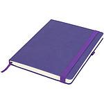 Středně velký zápisník Rivista, černá