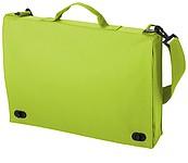 Jednoduchá taška na dokumenty, světle zelená