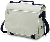 Konferenční taška Slazenger, šedá/námořní modrá