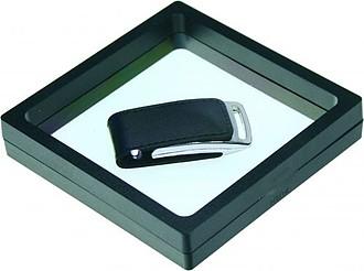 PIKE Univerzální fóliový rámeček 11x11 cm, černá