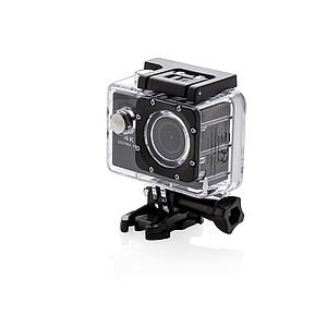 4K akční kamera, černá