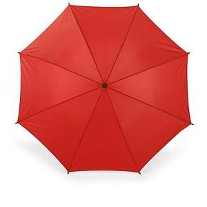 ACHILLE Automatický deštník, světle zelený, rozměry 100 x 89 cm