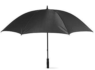 Golfový deštník, černá