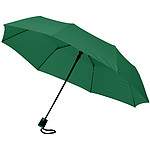 Automatický deštník, konstrukce ze skelných vláken, bílá