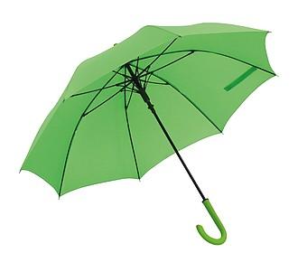 Automatický deštník, pr. 103cm, světle zelený