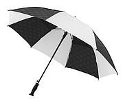 Automatický deštník Slazenger, bílá, černá