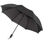 Automatický golfový deštník Slazenger, černá