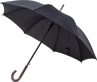 TERUEL Klasický automatický deštník, pr. 89cm, materiál RPET, královská modrá