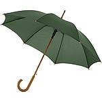 Bouřkový deštník Yfke 30, tmavě hnědá