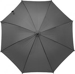 AUBARO Krátký deštník, pr. 94cm, černý - pláštěnky