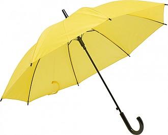 PEBAN Klasický automatický deštník, pr. 100cm, modrý