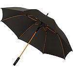 """Automatický deštník Wali 21"""", fluorescenční žlutá"""