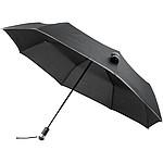 """Dvoudílný automatický deštník Pinwhell 23"""", bílá/šedá"""