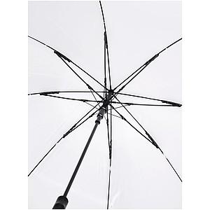 Větruodolný deštník s automatickým otevíráním, průměr 105 cm, bílá
