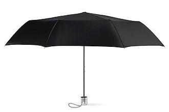 Skládací deštník mini, černý