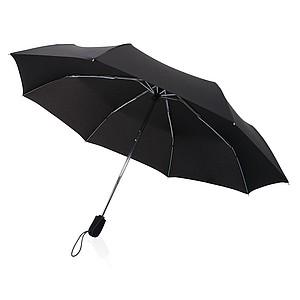 """21"""" automatický deštník Traveler, černá"""