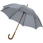 Cestovní třísekční deštník Marksman, bílá