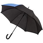 """Skládací automatický deštník Blue 21"""", černá"""