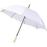 Skládací deštník s automatickým otevíráním, průměr 98cm, bílá