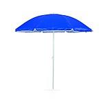 Slunečník, průměr 150 cm, modrá