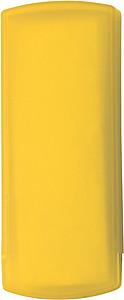 PLASTER Náplast, 5ks v plastové krabičce, žlutá