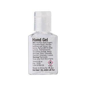 TOBÍK Desinfekční mycí gel na ruce, 15ml ručníky s potiskem