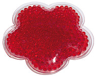Chladící gelový polštářek, červený