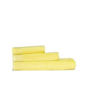 Klasický ručník ONE CLASSIC 50x100 cm, 450 gr/m2, světle žlutá