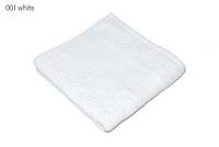 Classic ručník 50x100 cm, 100 % bavlna, 450 g/m2, bílý