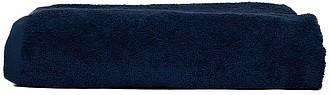 Maxi osuška ONE CLASSIC 100x210 cm, 450 gr/m2, námořní modrá