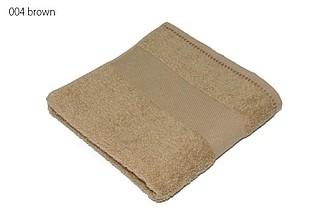 Classic osuška 70x140 cm, 100 % bavlna, 450 g/m2, tm. béžová